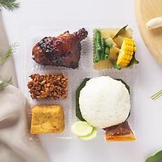 Nasi Kotak Prambanan
