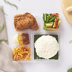 Nasi Kotak Padang
