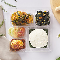 Nasi Kotak Manado