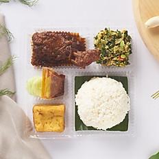 Nasi Kotak Madura