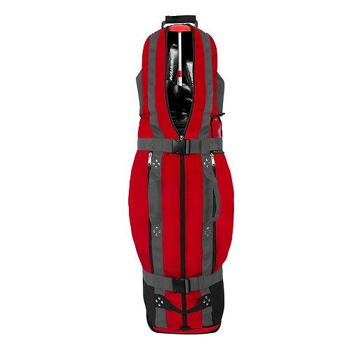 Last Bag Collegiate Red-Gray