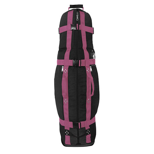 Last Bag Collegiate Black/Pink