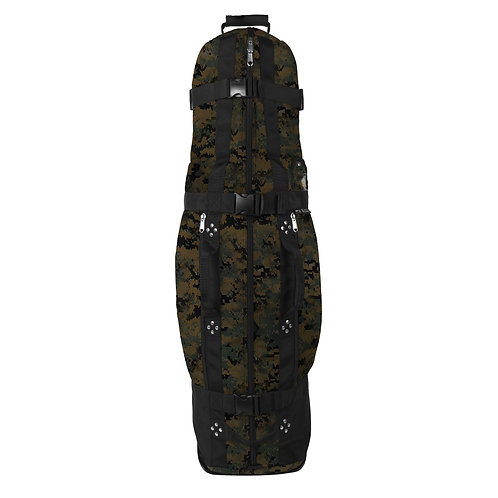 Last Bag Collegiate Camouflage