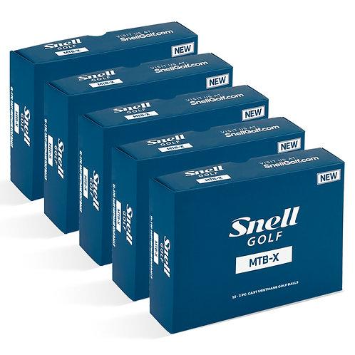 Snell MTB-X Value Pack (5 Dozen)