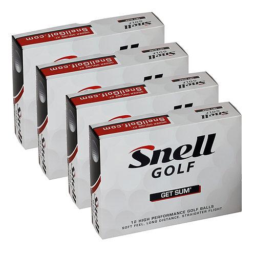 Snell GET SUM Value Pack (4 Dozen)