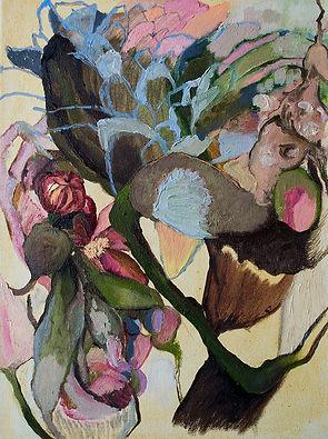 Sweet Sweet Sleep, 2018, oil on canvas,