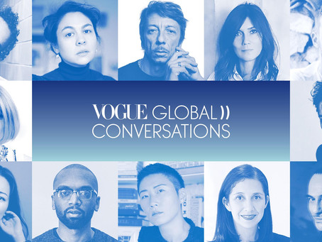 VOGUE GLOBAL CONVERSATIONS