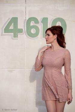 Lana Del Rey 1960's inspired shoot