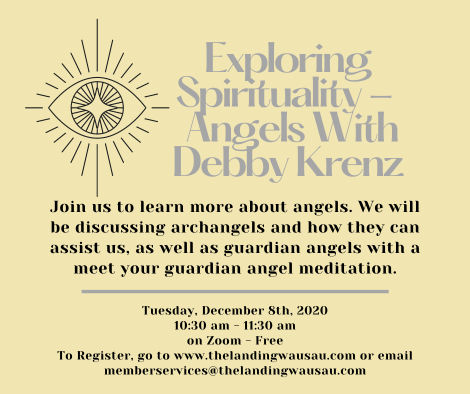 Exploring Spirituality - Angels With Deb