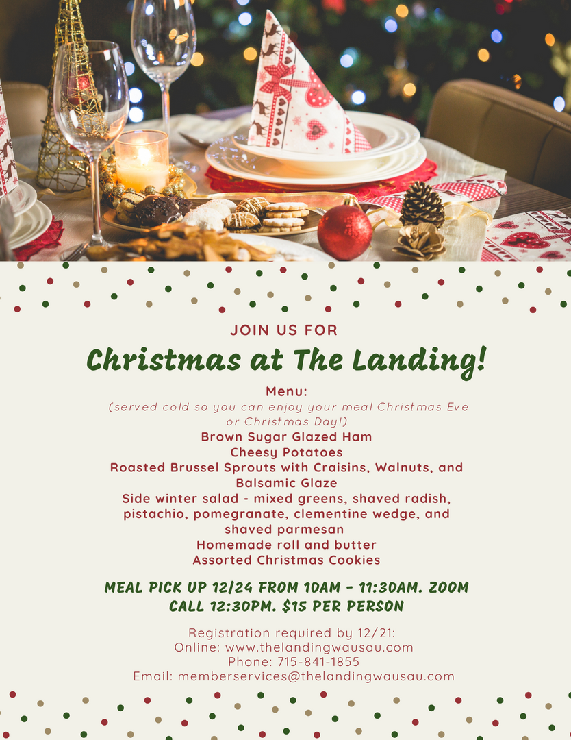 Christmas at The Landing
