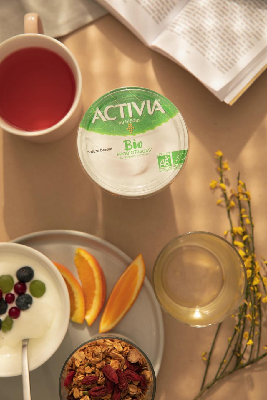 Activia Mood Healthy