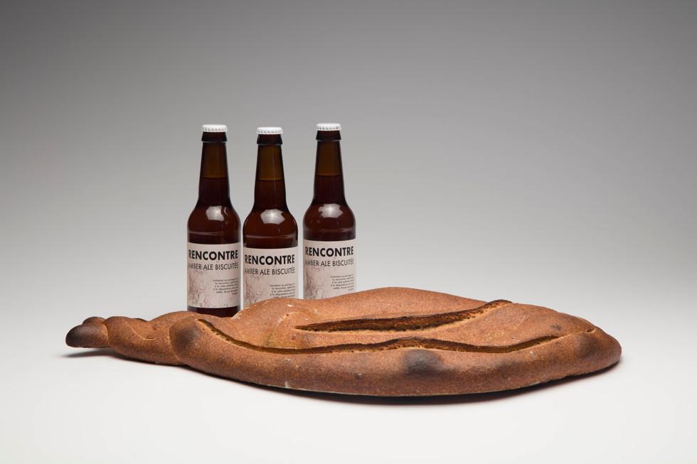 Pain et bière de rencontre