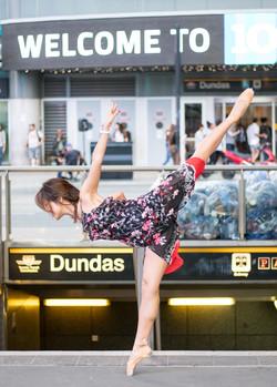 Toronto Dancer, Izumi Ishikawa