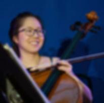 Alice Kim, Toonto Cellist