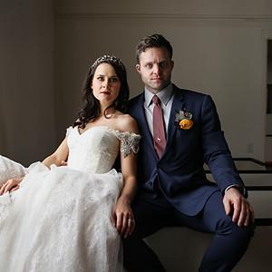 Jon & April Wedding