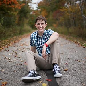 Johnathan Senior Photoshoot