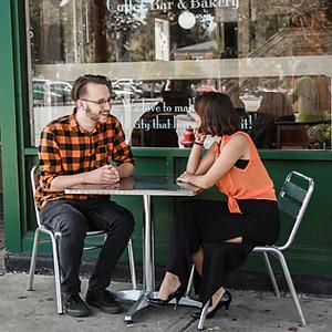 Mark & Emily