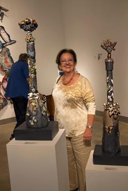 Artist Nubia Bonilla