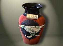 Vase with Bone.