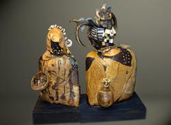 The Bone Collectors back side