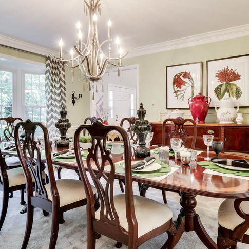 Dining Room, Room Refresher