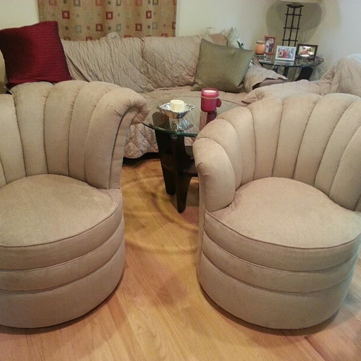 Before - Sitting Room Furniture
