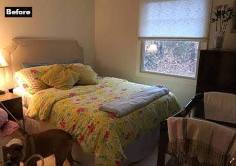 Before - Girls Room