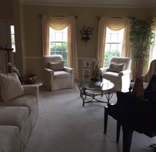 Before - Music Room