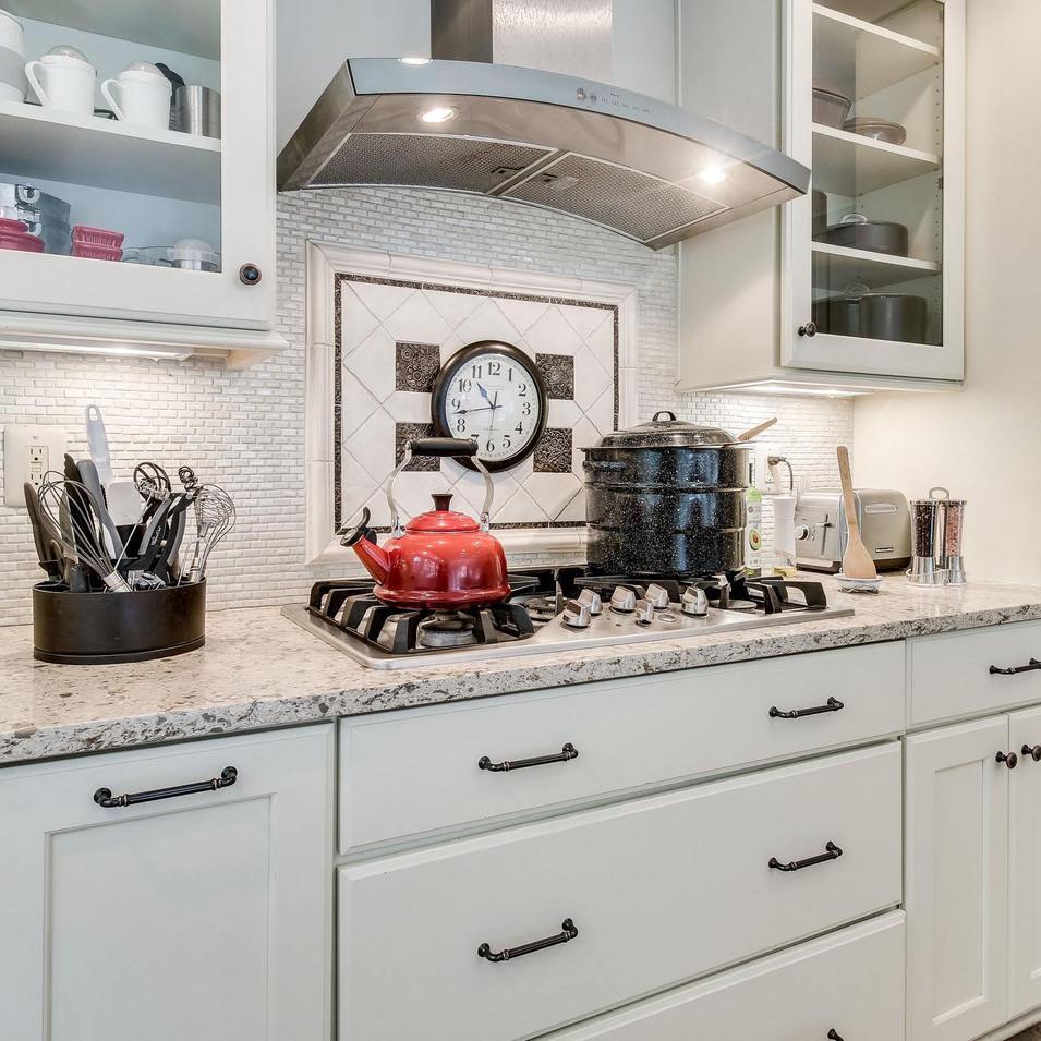 Refreshed Kitchen