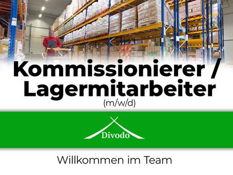 Kommissionierer / Lagermitarbeiter (m/w/d)