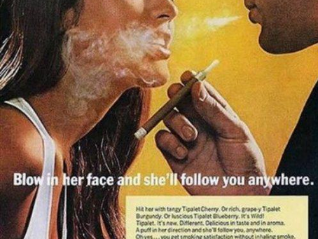Werbung aus der Hölle