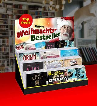 Studio Werner Grafikdesign Webdesign Winsen POS Warenträger Displays Store Dekoration Verkaufsdisplays Pappaufsteller