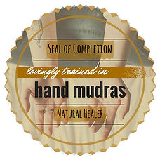 Energy Healing Hand Mudras Seal of Compl