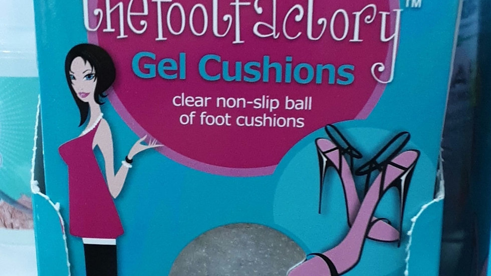 The foot factory gel cushions