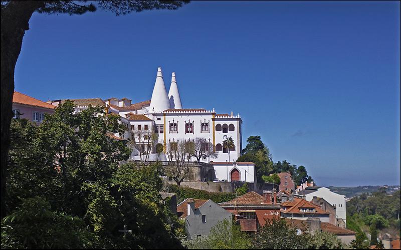 Palacio National Estoril Portugal