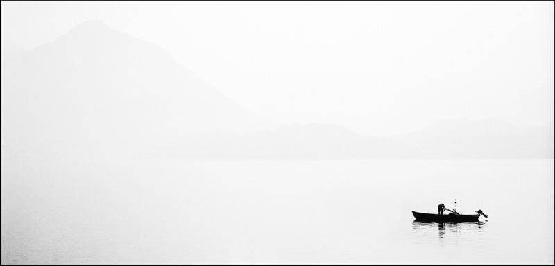 Sunrise Lago Maggiore Italy