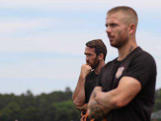 From Anfield to Philly...all in a Day's Work for Fuchs