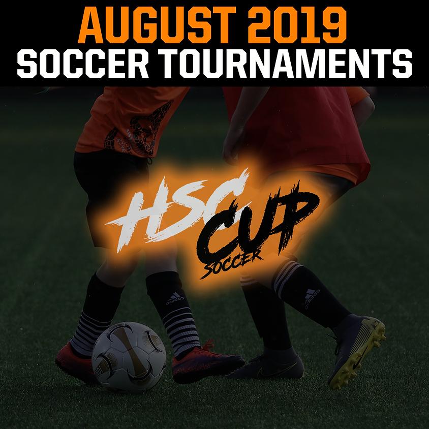 HSC Cup Soccer Tournament - U13/14 (2005, 2006)