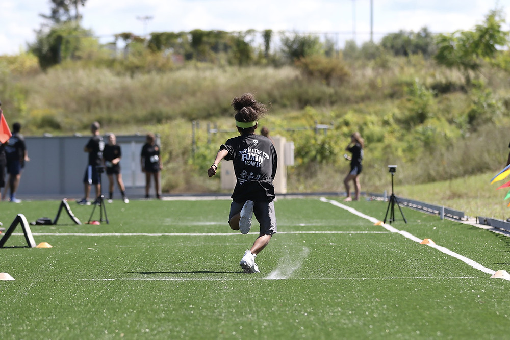 Speed & Agility Combine at HSC