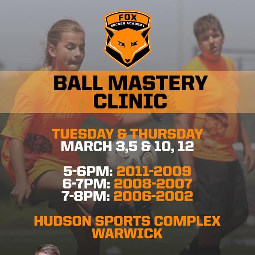 FSA Ball Mastery Clinic - March 10, 2020