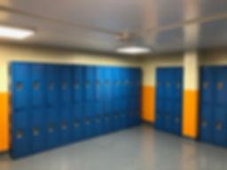 HCS Locker Room