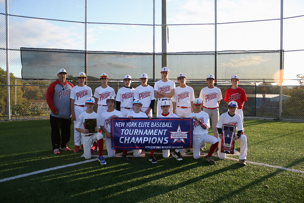 Northeast Pride Baseball - Champions at Hudson Sports Complex