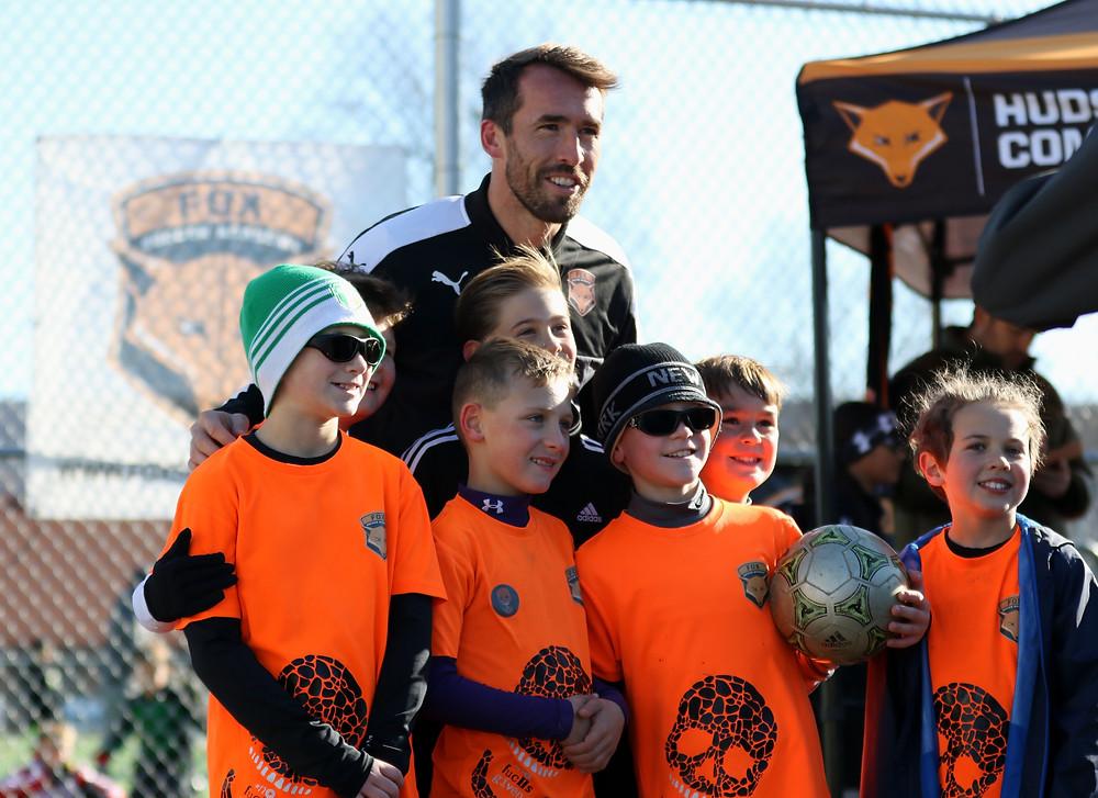 Fox Soccer Academy Players - FSA PREMIER with Christian Fuchs