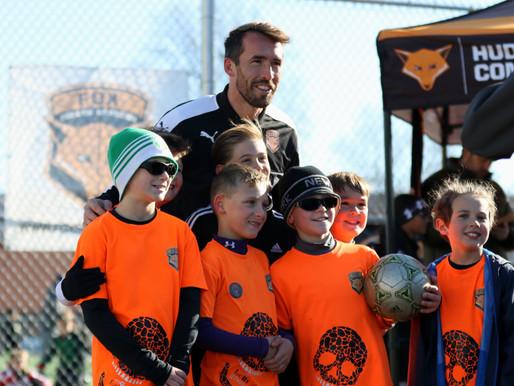 Christian Fuchs Announces Grassroots Sports Foundation