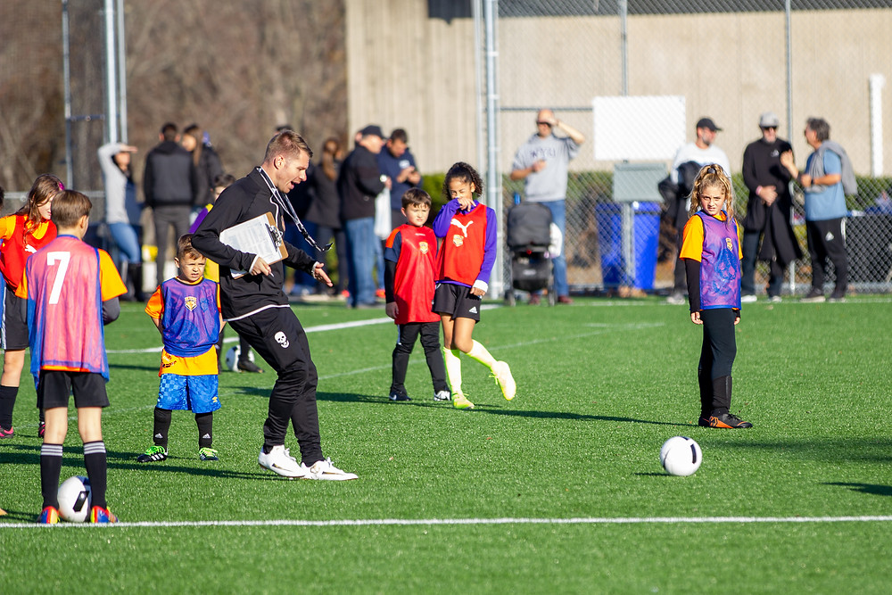 Michael Holzer - Fox Soccer Academy at Hudson Sports Complex