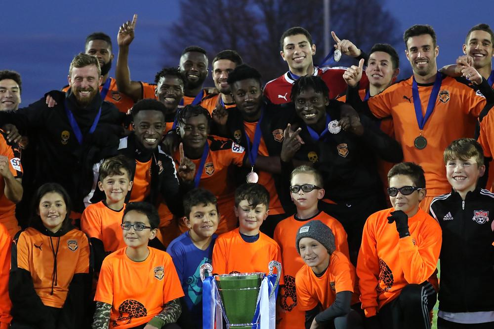 FSA PRO 2019 UPSL Champions