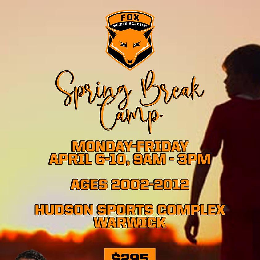 FSA Spring Break Camp!