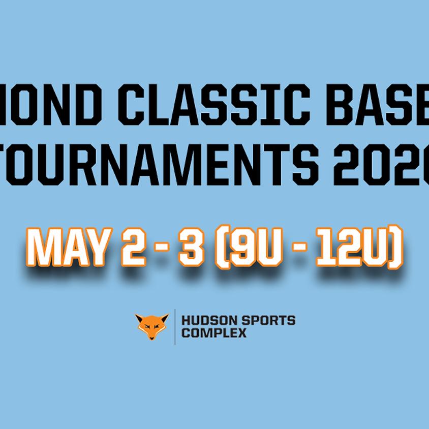 Diamond Classic Baseball Tournaments - May 2 & 3, 2020