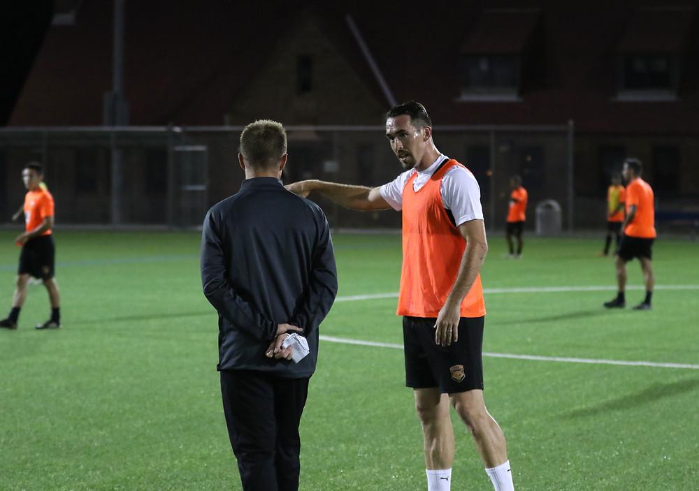 Christian Fuchs - Fox Soccer Academy NY