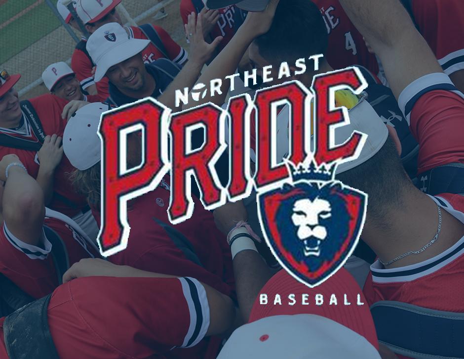 Northeast Pride Baseball Champions - Hudson Sports Complex